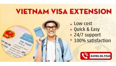 Visa Extension for Indian in Vietnam